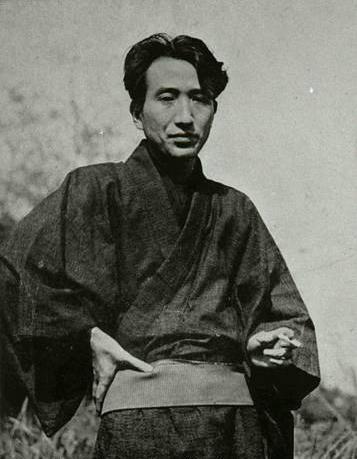 El autor, Osamu Dazai