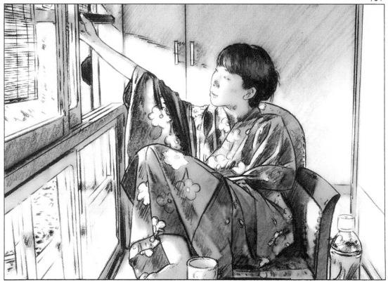 La Espinaca de Yukiko