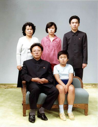 NKOREA-KIM-FAMILY-FILES
